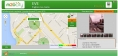 Smart City - m2oCity - EVE - qualité air - interface web