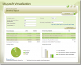Microsoft - datacenter - Hyper Green - simulateur consolidation virtualisation