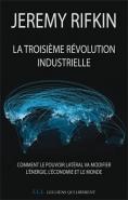 Livre - La troisième révolution industrielle - Rifkin - cover - small
