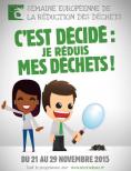 Logo - SERDD - Semaine Européenne de la Réduction Des Déchets - 2015