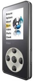 Shiro - SQ-S - lecteur MP3 solaire - front
