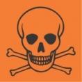 Generique - signe - danger - toxique - tête de mort