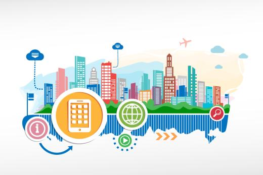 Smart City - Shutterstock - 520px