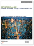 Carbon Disclosure Project - CDP - rapport Global 500