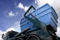 Déchets - Tag Product - camion benne - étiquette RFID