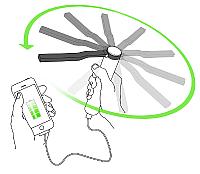 voltmaker spin small Voltmaker : la batterie crécelle à tout faire