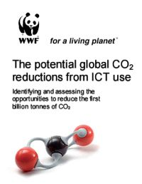 WWF - 1 billion CO2 reduction report