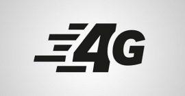 Logo 4G noir et blanc