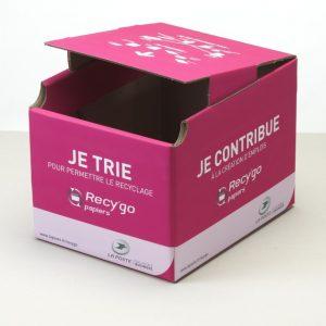 La Poste - Recy'Go - box de collecte
