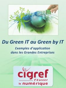 Cigref - Etude Green by IT - couverture
