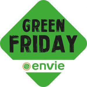 Envie - logo - Green Friday