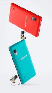 Fairphone 2 - caméra