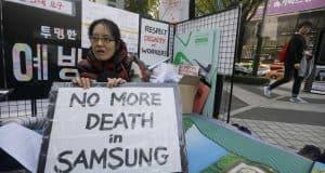 Samsung - street - no more death