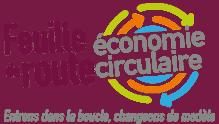 Logo - Feuille de route économie circulaire