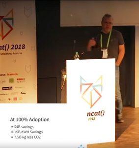 Rasmus Lerdorf - PHP7 - écolo - concat() 2018