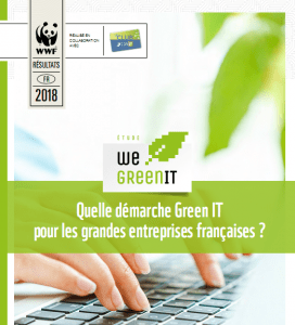 WeGreenIT - WWF France - 2018 - couverture