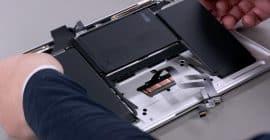 Macbook Air - Apple - changement de batterie