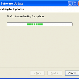 Mise à jour - update - Firefox