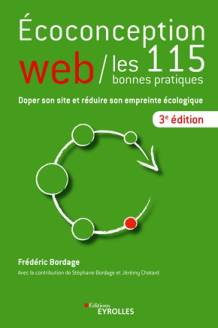 écoconception web : les 115 bonnes pratiques, Eyrolles, 3ème édition