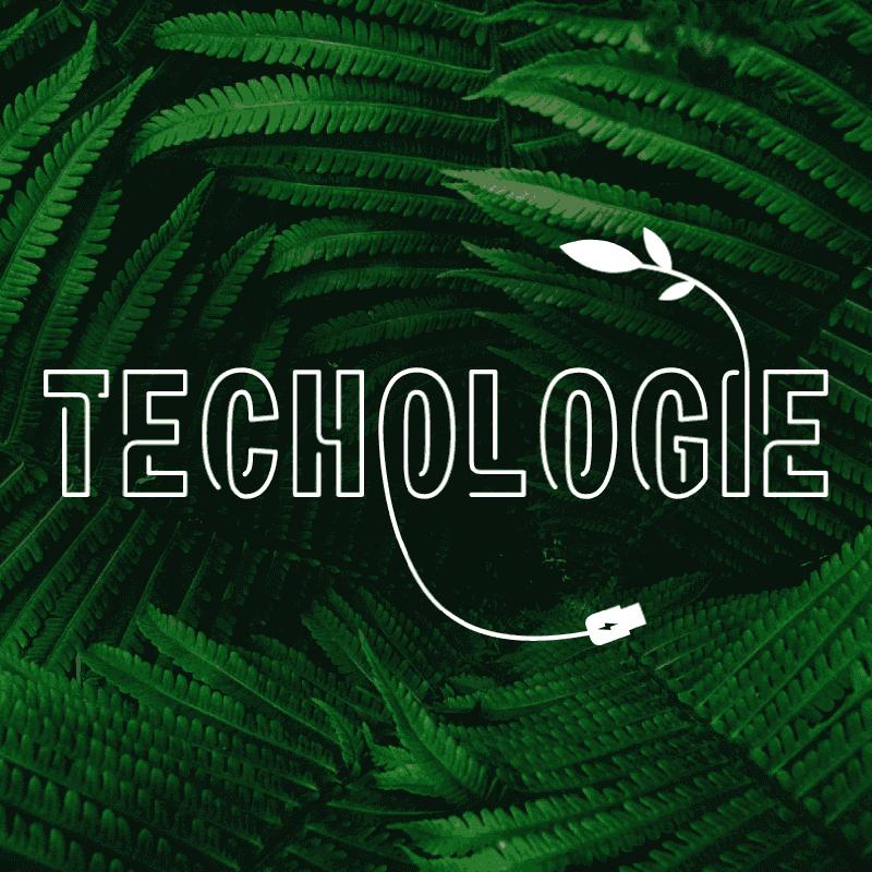Techologie - logo - carré